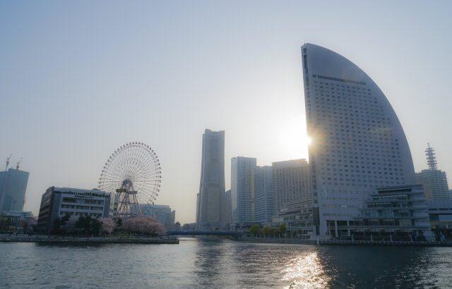 横浜の怖いところ